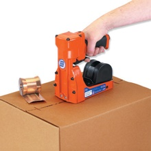 Pneumatic Roll Feed Carton Staplers