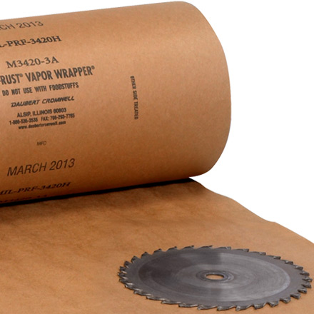 "36"" x 200 yds. MIL Spec VCI Paper Roll"